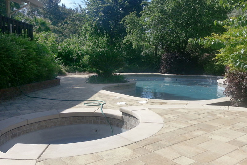 Portfolio for Pool builders yuba city ca
